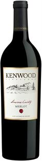 Kenwood Merlot Sonoma County 2012 750ml